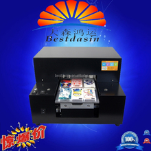 2016 pen 30KG 1 year Warranty Automatic flatbed uv printer a3 uv printing machine digital printing equipment outdoor and indoor