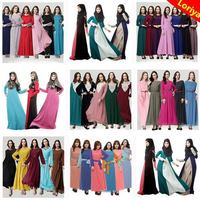 Economic hot sale islam long muslim jubah dress wholesale muslimah jubah for women
