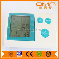 ce approced Family and Personal Care Heart Rate Digital Blood Pressure Monitor for sale