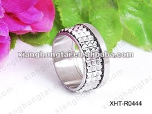 High quality stainless steel rotating gear ring