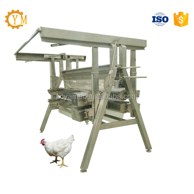 Halal Poultry Slaughter Equipment/ Chicken Slaughtering Machine/ meat Processing Machinery