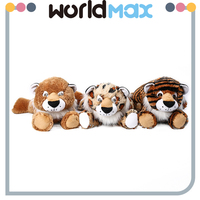 Low Price OEM Service Lying Tiger Lovely Baby Mini Toys