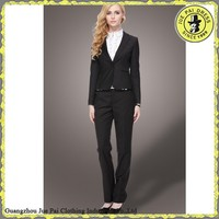 Modern office ladies formal office wear for hot sale