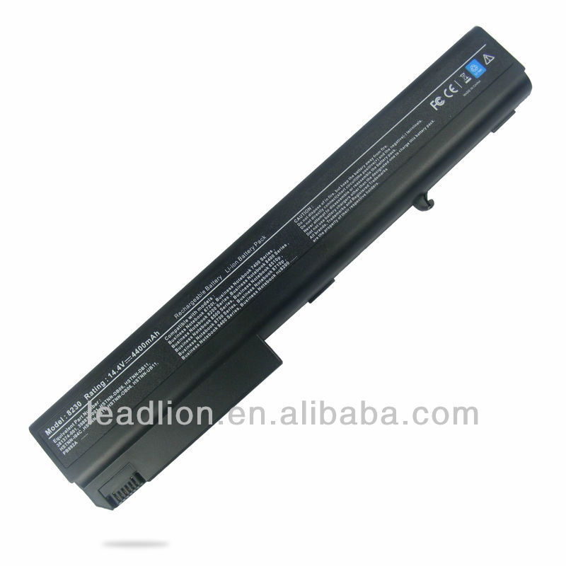 For HP Compaq NC8200 NC8230 NC8430 NX8220 laptop battery