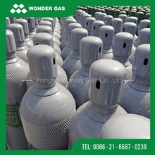 Seamless 13.4L 150bar High Pressure Argon Gas Cylinder Price For Sale