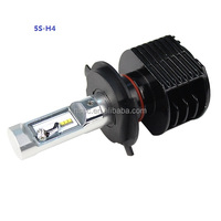 LED Headlight Fanless High Real Lumen