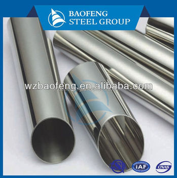 sts sus aisi 304 seamless round big size stainless steel pipe