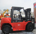XGMA Rough Terrain clamp Forklift trucks