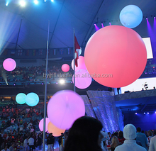 Any color custom concert balls,inflatable zygote ball for concert
