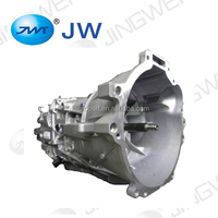 Transmission assembly rear drive gearbox 6 speed gearbox forging transmission gearbox parts