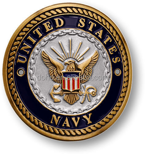 Factory Custom military coins Cheap price Marine corps forces special operation command country navy coins