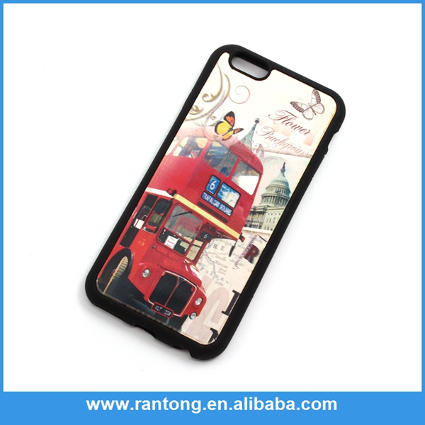 Latest product special design fantastic case for phone with 3d image for sale