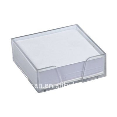 high quality office memo pad custom memo pad box