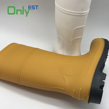 High quality acid resistant rubber latex boots waterproof for outdoor work
