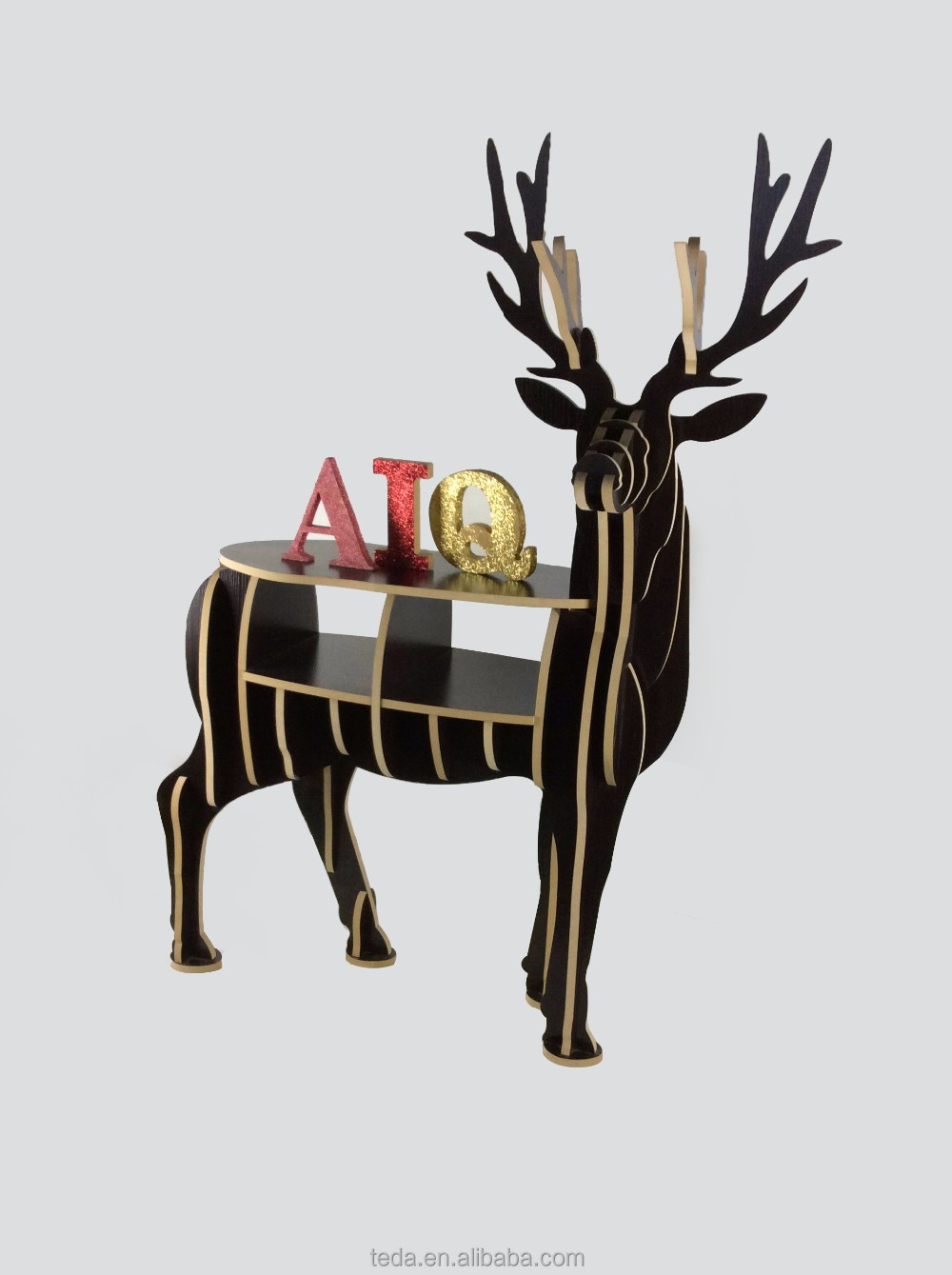 hot sale top selling wooden deer