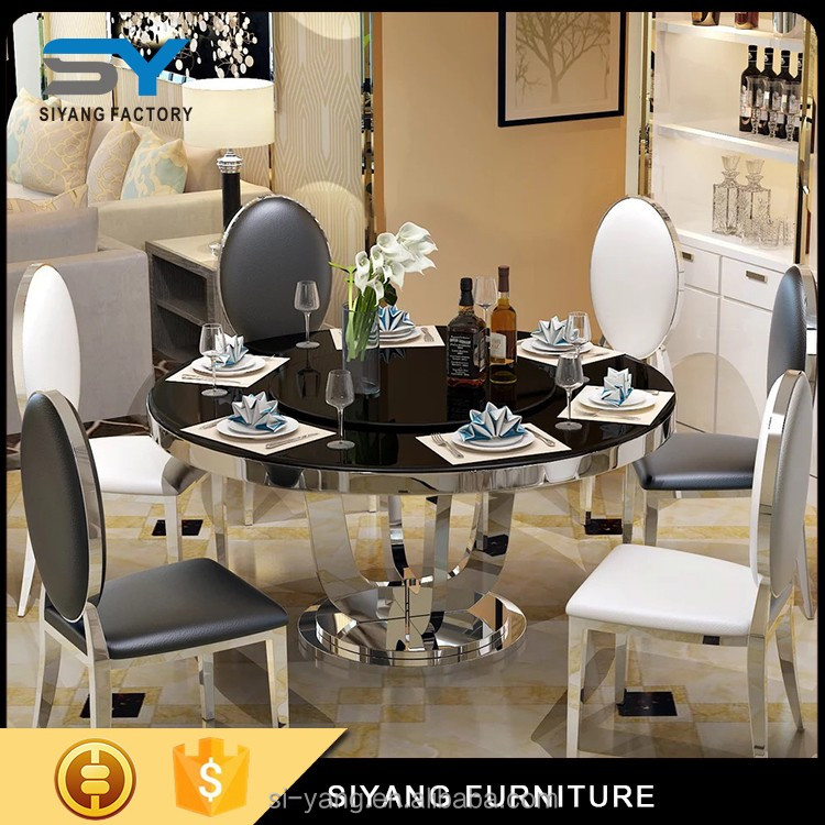 12 seater dining table french furniture with cheap price CT011