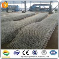 Alibaba Trade assurance best price! galvanized pvc coated gabion basket/ gabion box/ galfan gabion