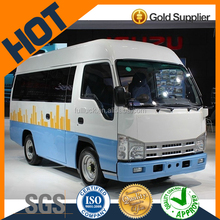 2017 Made in china Japan 10 seats euro4 mini bus good price for sale