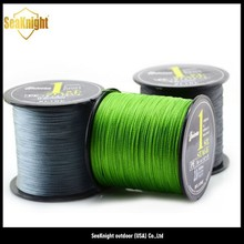 High quality pe braided fishing line