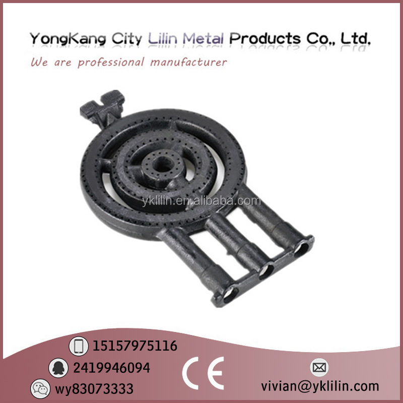 Wholesale New Age Products Gas Stove Parts 4 Burner Ckd Packing