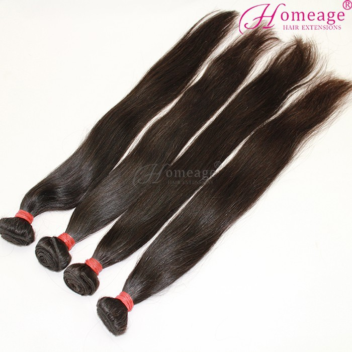 Homeage aliexpress import china goods original best brazilian human hair 6a