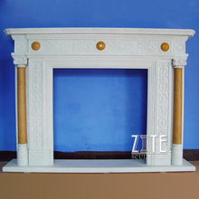 Factory Direct Sale Indoor fireplace hearth slab