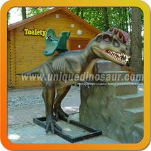 Popular Amusement Ride Coin Operated Dinosaur Rides