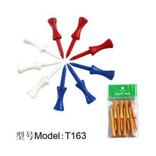 Wooden Golf Tees for Limited Golf New Style T163
