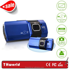 Manual Car Camera HD DVR with 12.0mp 2.7 inch Korea chipset