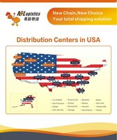 FBA Logistics Services China To California