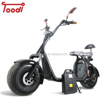 warehouse in Holland 1000w woqu adults off road electric scooter with CE Toodi