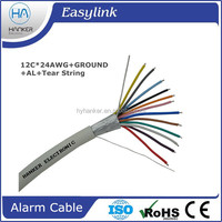 Shielded Cca Twisted Alarm Cable