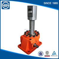SWL serise eletric mechanical worm gear screw jacks
