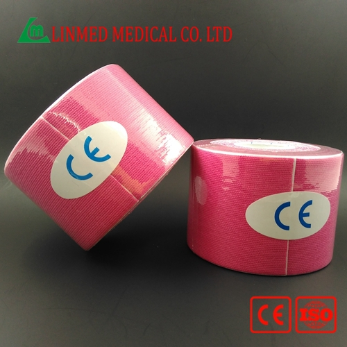 Physiotherapy Orthopedics support cotton kinesiology tape