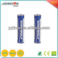 aaa alkaline battery lr6 am3 1.5v ev battery