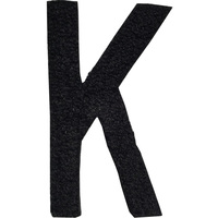 factory direct iron on towel embroidery patch 3 iron on letters iron on embroidered chenille letters