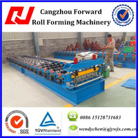 Indonesia Type Metal Roofing Roll Forming Machine