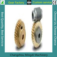 OEM ODM service, Factory supply stepped motor worm gear