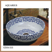 top class sink bathroom ceramic oval basin counter top