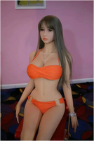 Full Size Solid Silicone Sex Doll huge breast silicone sex doll for male masturbation Oral/Anal/Vagina sex toy love doll