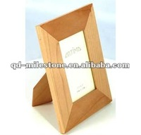 elegant and fine quality and pine wood nude photo frame