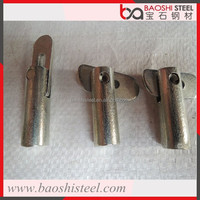 Baoshi Steel anti corrosion high safety construction used scaffolding lock pin