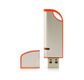 OEM promotional Pendrive 8gb Plastic Usb Flash Drive 4gb with Logo