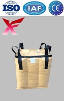 High quality best price 100% virgin pp 1000kg fibc jumbo bag