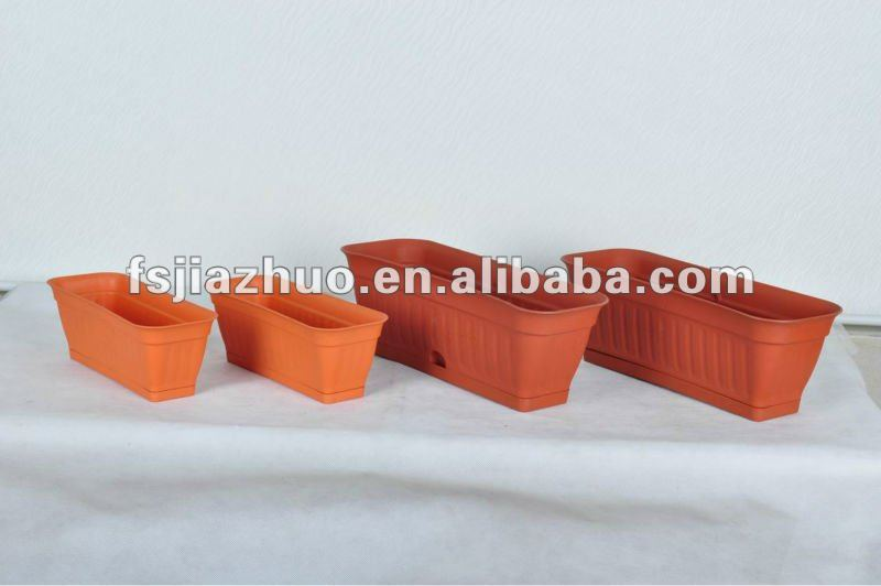 vegetable planters is plastic garden bed which is flower pot for balcony and plastic garden planter wholesale