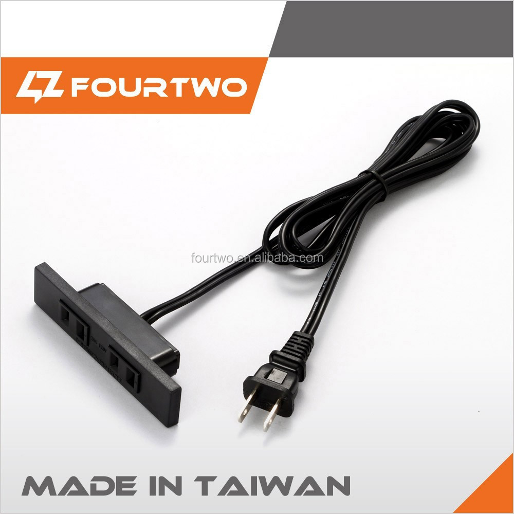 IP67 63A Industrial cable cover lead with 10m cable /plug and socket extension cord