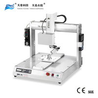 4 Axis Angle Automatic Adhesive And