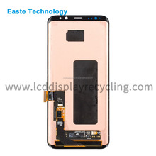 Shenzhen Mobile Phone Spare Parts Wholesale LCD Touchscreen for Samsung Galaxy S8 Plus