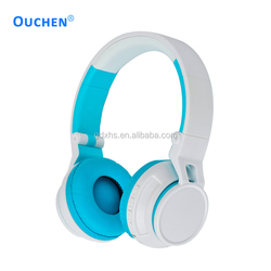 2017 arrival wireless bluetooth headphone for sport bass foldable headset OH-677
