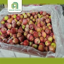 2016 cheap bulk fresh wholesale red delicious qinguan apple with low price